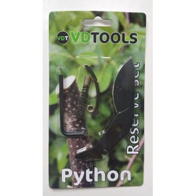 Reservemes voor snoeischaar Python R